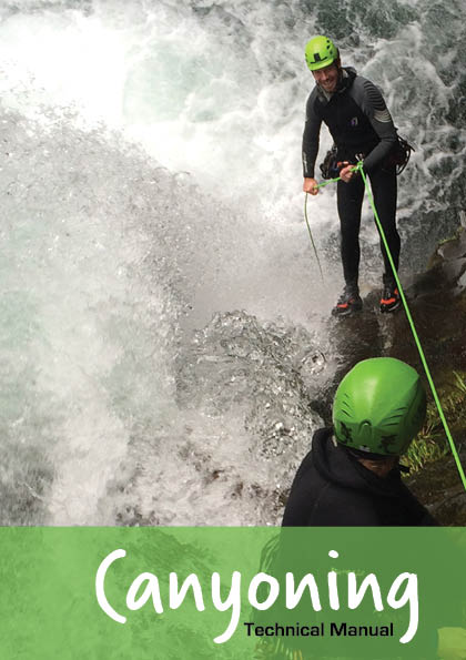 Canyoning Technical Manual V1.8 2015